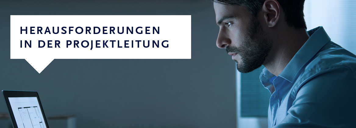Projektleitung für Engineering- & IT-Projekte