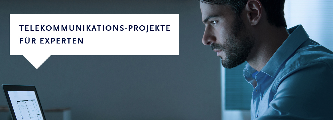 Projekte Telekommunikation